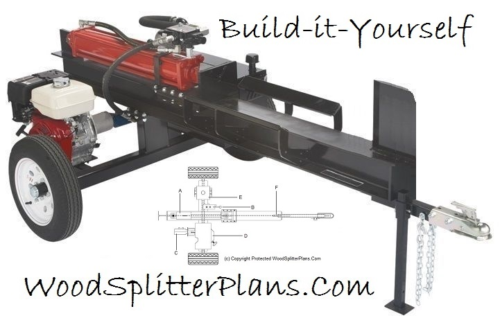 Horizontal Log Splitter Design Plans