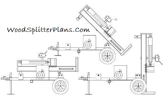 Log Splitter Design Free